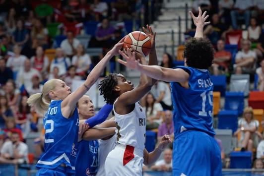 Γυναικάρες! Στους `8` του Eurobasket η εθνική! Και τώρα… Τουρκία