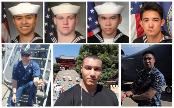 USS Fitzgerald: Φρικτή αποκάλυψη! Οι νεκροί ναύτες εγκλωβίστηκαν και περίμεναν τον θάνατο τους [pics, vid]