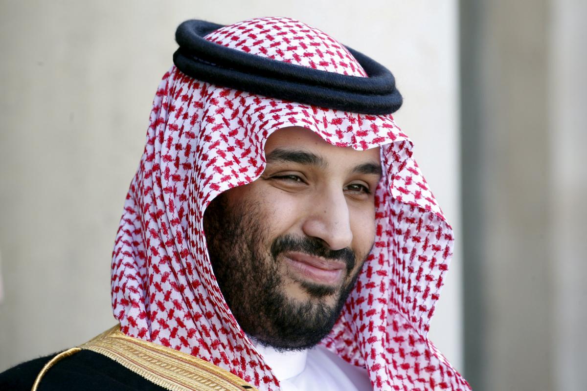 Ο νέος διάδοχος του θρόνου Μοχάμεντ μπιν Σαλμάν