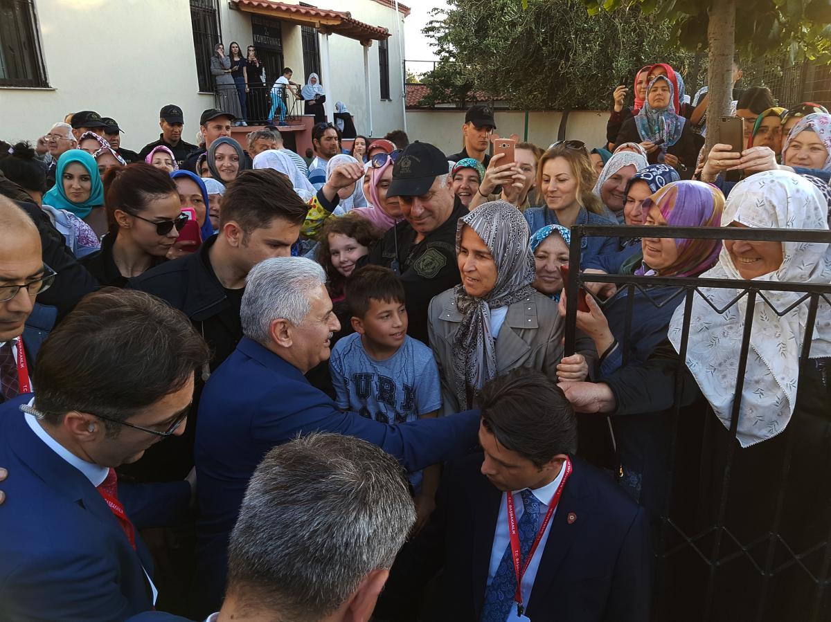 Θράκη: Η άγνωστη τουρκική πρόκληση στο περιθώριο της επίσκεψης Γιλντιρίμ - ''Μητέρα πατρίδα σας η Τουρκία''