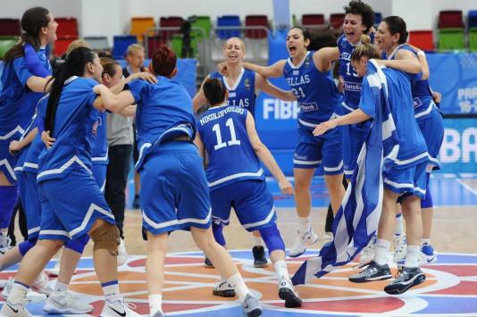 Ιστορική πρόκριση! Γαλανόλευκος θρίαμβος στο Eurobasket - Η εθνική έκανε... σκόνη την Τουρκία