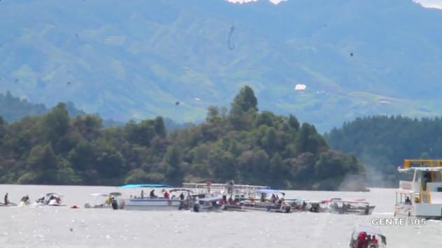 Κολομβία: Η εκδρομή έγινε τραγωδία με 9 νεκρούς – Εικόνες σοκ