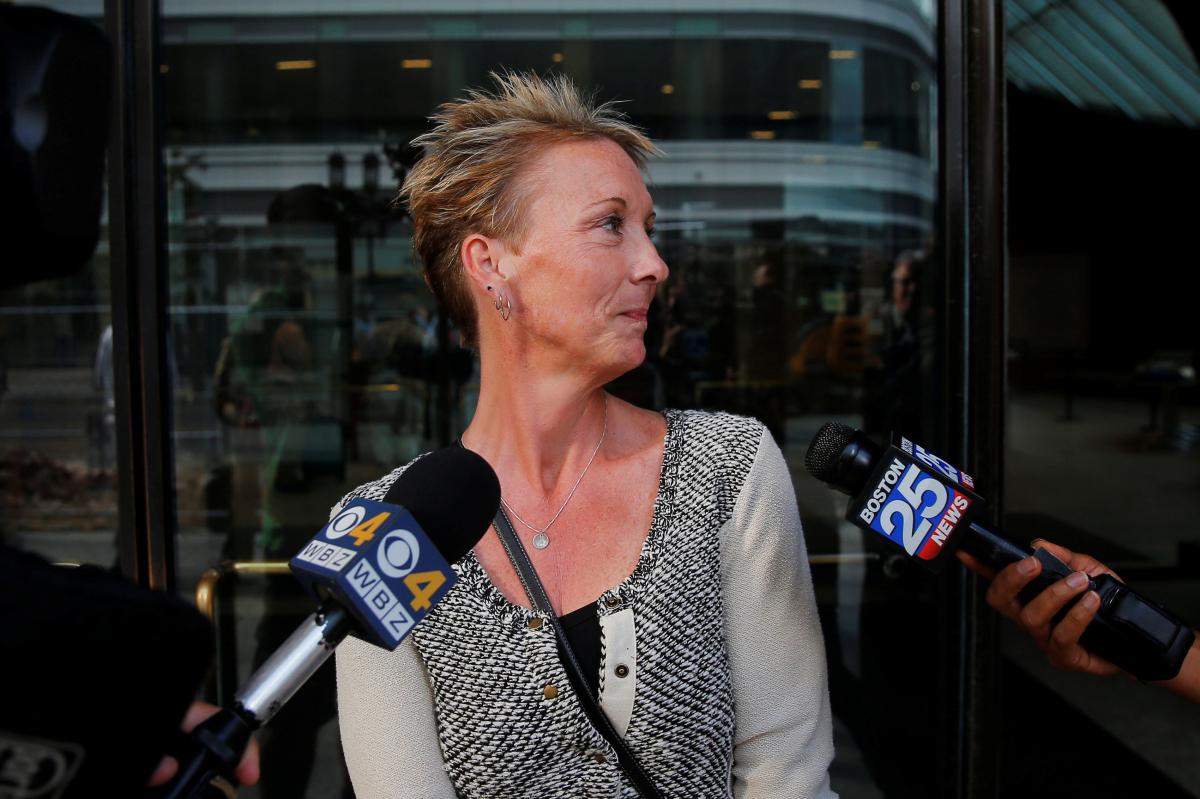 Η Robin Hannabass, ένα από τα θύματα
