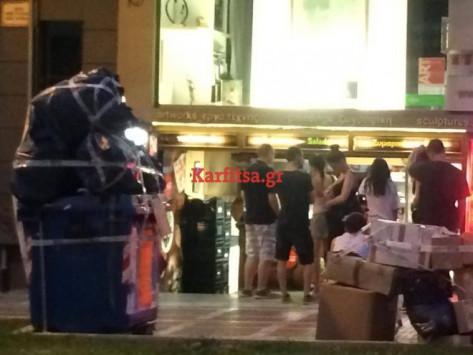 Θεσσαλονίκη: Viral στο facebook ο δαιμόνιος επιχειρηματίας - Βρήκε τη λύση για τα σκουπίδια [pics]
