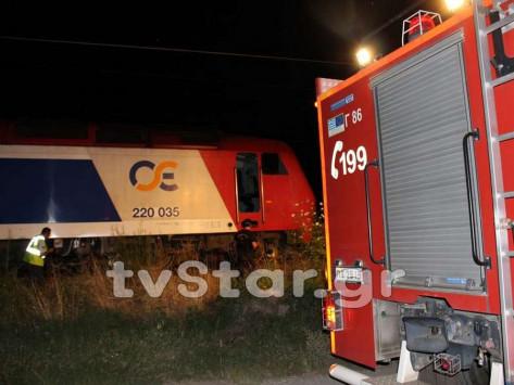 Βοιωτία: Εξαφανίστηκε ο οδηγός του τρένου που διαμέλισε και σκότωσε βοσκό - Αυτοψία στο σημείο [pics]