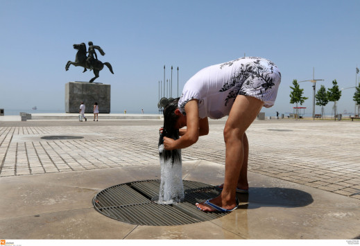 Καύσωνας: Διαγωνισμός... κόλασης! Ποιες πόλεις σπάνε τα κοντέρ του υδράργυρου
