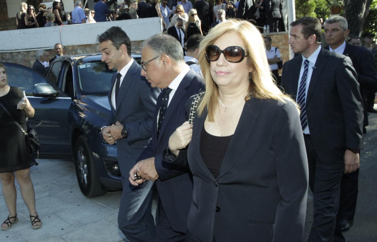 Η αρχηγός του ΠΑΣΟΚ, Φώφη Γεννηματά / Φωτογραφία: Eurokinissi