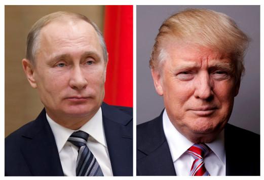 Συνάντηση Πούτιν - Τραμπ: Πρώτη φορά... από κοντά και πιέσεις για `ξύλο`!