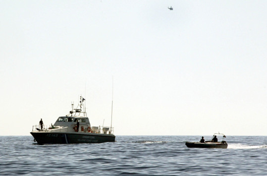 Δυο νεκροί – Τραγωδία ανοιχτά της Αίγινας – Υδροφόρα συγκρούστηκε με αλιευτικό