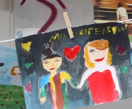 Ρόδος: Η ζωγραφιά και τα λόγια της μαθήτριας σε ψυχολόγο ανάβουν φωτιές - Σάλος για οδηγό σχολικού λεωφορείου!