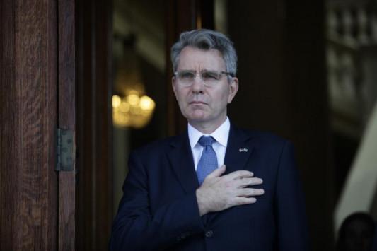 Τρόμος στην Αθήνα: Ύποπτο πακέτο στο σπίτι του Αμερικανού Πρέσβη - Κλειστοί οι δρόμοι