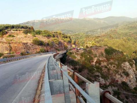 Πρέβεζα: 70χρονος βρέθηκε νεκρός κάτω από γέφυρα