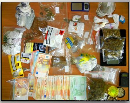 Φθιώτιδα: Μεγάλο κύκλωμα ναρκωτικών στα χέρια της Ασφάλειας