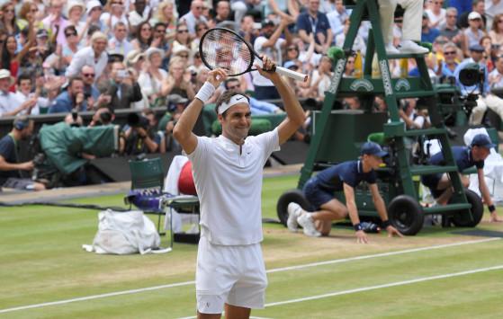 Τελικός Wimbledon: `Βασιλιάς` Φέντερερ! `Έσπασε` όλα τα ρεκόρ