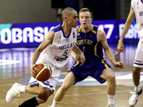 Ευρωμπάσκετ Νέων Ανδρών: Διέλυσε και τη Σουηδία η Εθνική Ελλάδας!