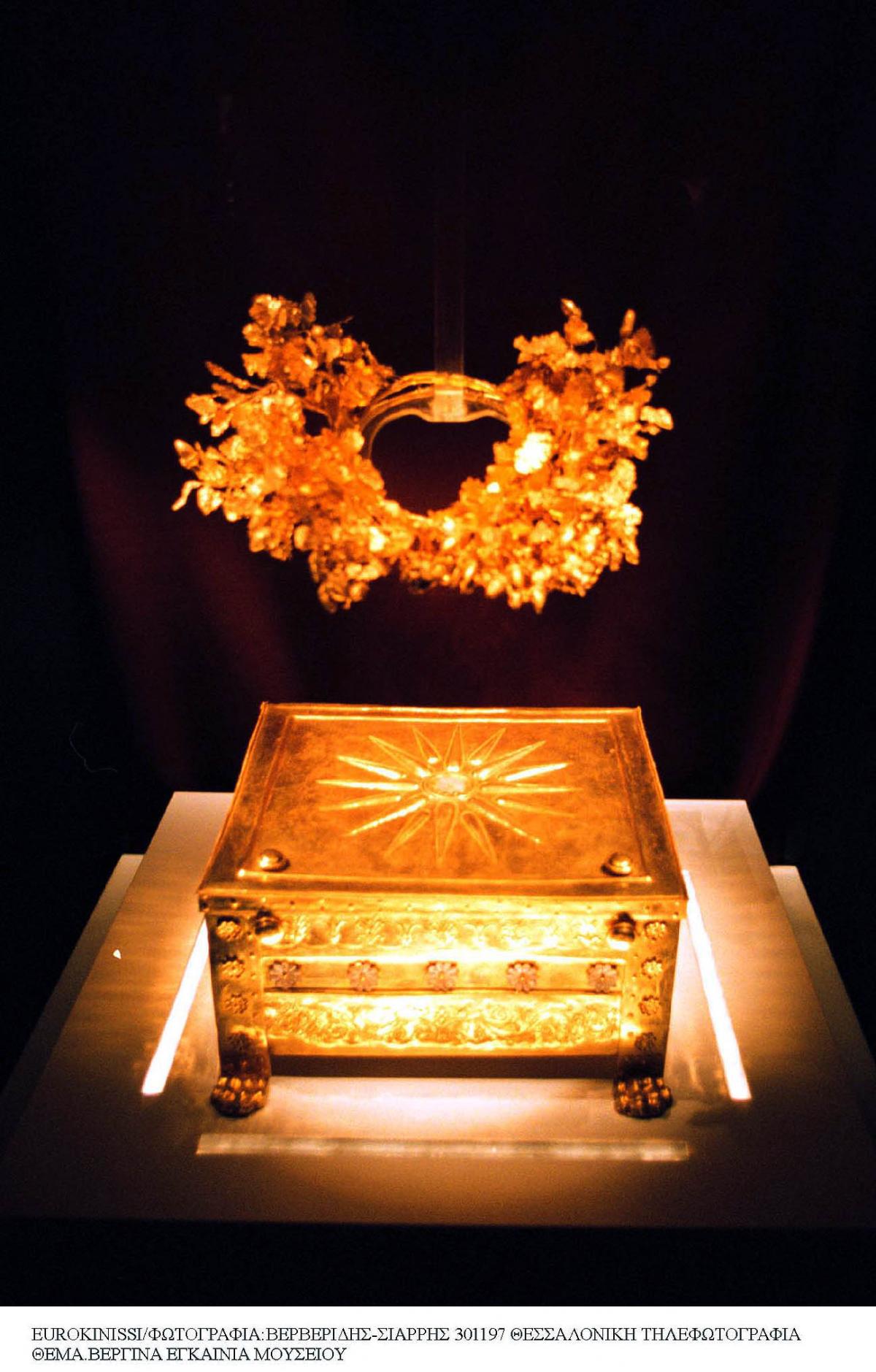 Βεργίνα: Οι επίσημες απαντήσεις για τη μυστηριώδη γυναίκα που βεβήλωσε το μουσείο των βασιλικών ταφών