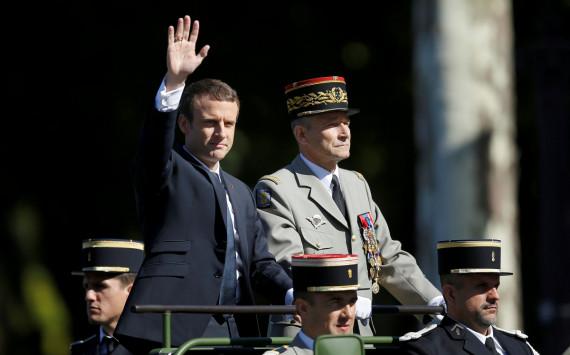 «Δεν θα κάτσω να με γα@@σει ο Μακρόν», είπε ο Γάλλος ΑΓΕΕΘΑ και παραιτήθηκε