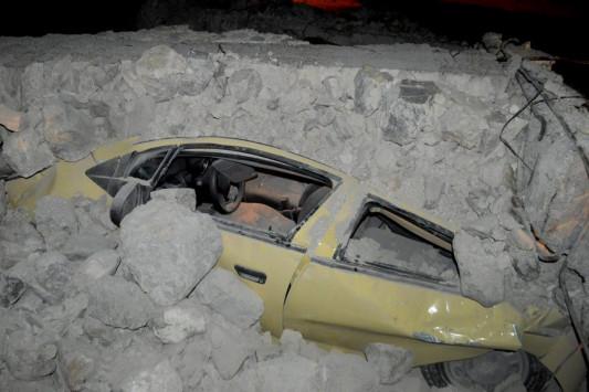 Σεισμός στην Κω Live: Πάνω από 100 οι μετασεισμοί - Δυο νεκροί - Ακρωτηριάστηκε ένας από τους τραυματίες
