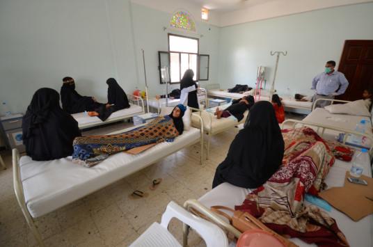 Υεμένη: ''Θερίζει'' η χολέρα – Πάνω από 600.000 κρούσματα μέχρι το τέλος του έτους