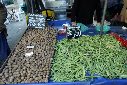 Θεσσαλονίκη: Κουπόνια για αγορές προϊόντων από λαϊκές αγορές - Ποιοι είναι οι δικαιούχοι...