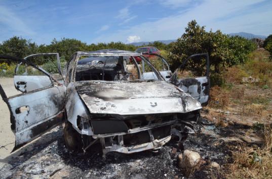 Βοιωτία: Εγκλωβίστηκε και κάηκε ζωντανός στο φλεγόμενο αυτοκίνητό του - Τραγωδία στην άσφαλτο!