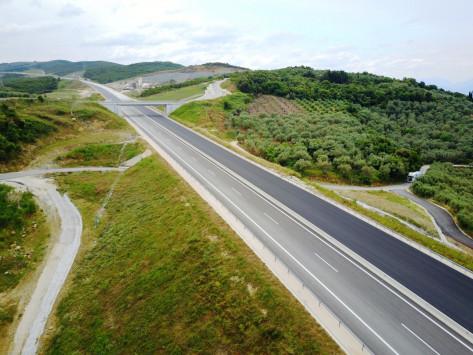 Ιόνια Οδός: Αυτός είναι ο νέος δρόμος που αλλάζει ξανά τα δεδομένα στις μετακινήσεις - Δόθηκε στην κυκλοφορία [pics]