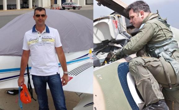 Πτώση αεροπλάνου στη Λάρισα: Αυτοί είναι οι νεκροί της τραγωδίας!