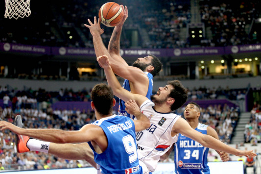 Eurobasket 2017: Τρίτη η Ελλάδα στην κατάταξη της FIBA!