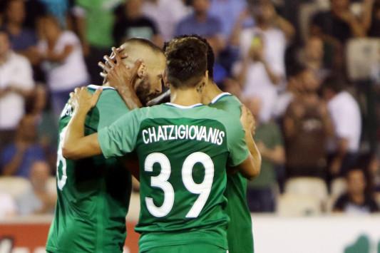 Προκριματικά Europa League: Παναθηναϊκός - Γκαμπάλα 1-0 ΤΕΛΙΚΟ
