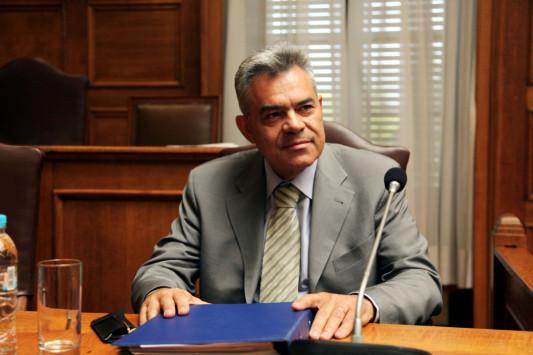 Ένοχος ο Τάσος Μαντέλης για ξέπλυμα μαύρου χρήματος από τη Siemens