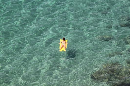 Ρέθυμνο: Το μεγάλο λάθος πάνω σε στρώμα θαλάσσης - Πανικός σε πολυσύχναστη παραλία!