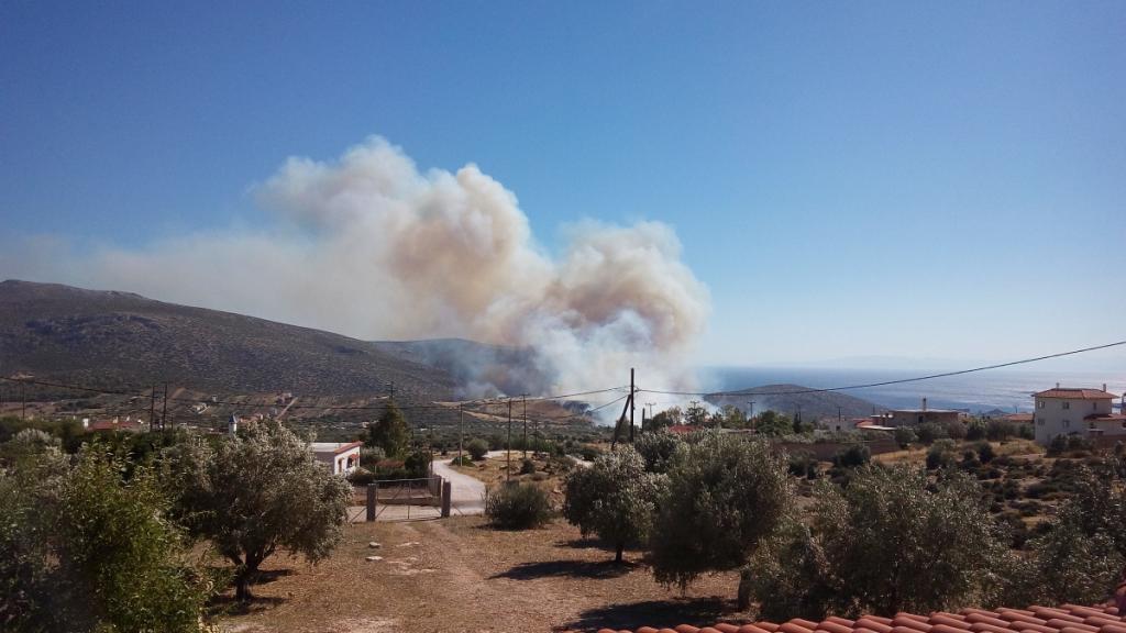 Φωτογραφία από αναγνώστη του newsIT.gr