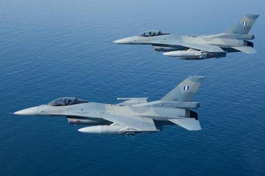 Εκρηκτικό κλίμα στο Αιγαίο: Η Άγκυρα προκαλεί - Η Ελληνική Πολεμική Αεροπορία απαντά!