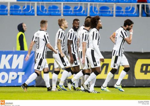 Προκριματικά Europa League: ΠΑΟΚ - Ολιμπίκ 2-0 ΤΕΛΙΚΟ και Πανιώνιος - Μακάμπι Τελ Αβίβ 0-0 LIVE