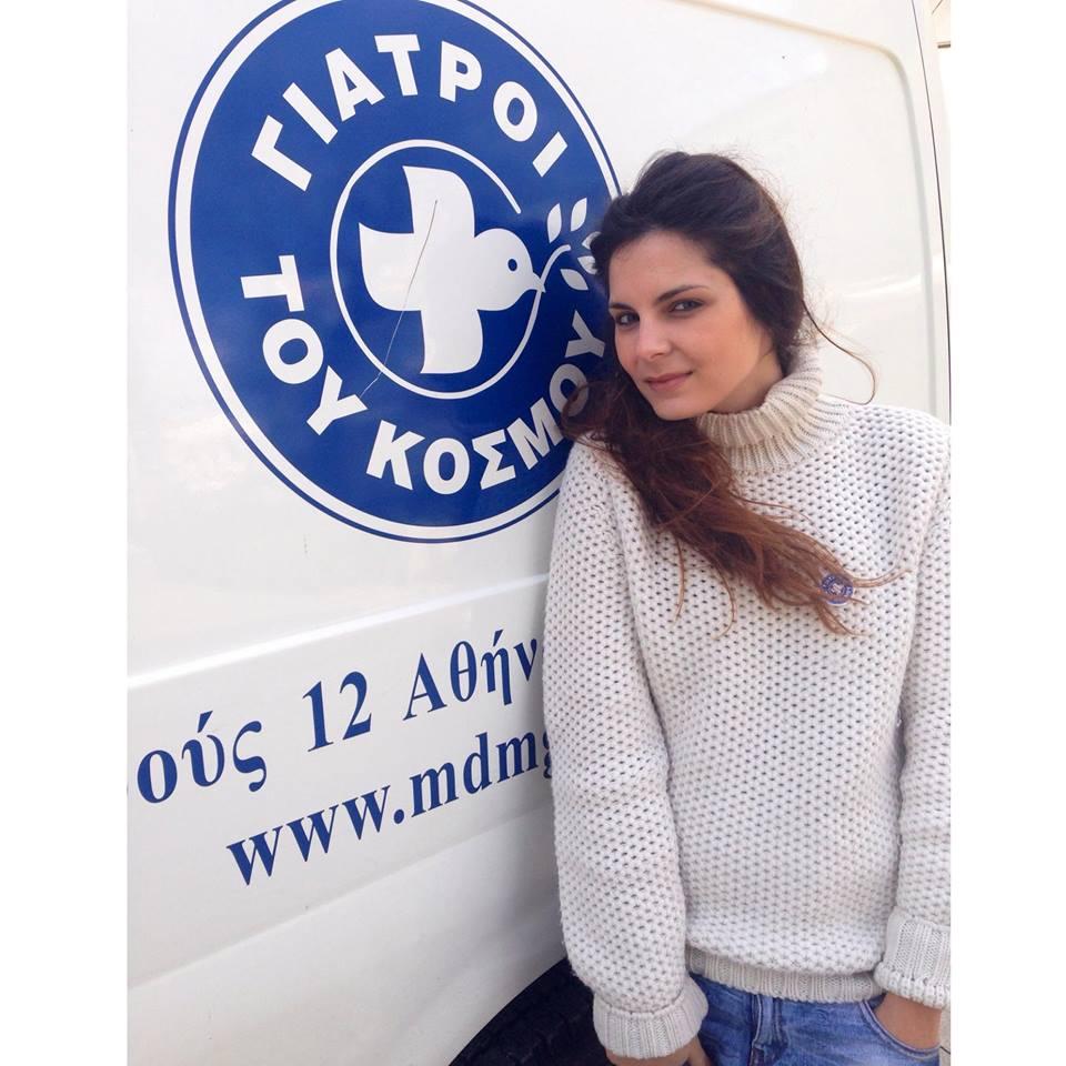 Κεφαλονιά  Η φοιτήτρια από την Κρήτη που συγκίνησε τους σεισμοπαθείς ... 5c4e3f6d7e8
