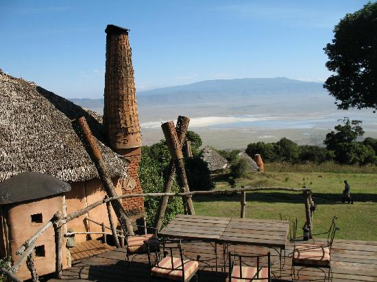 Ngorongoro Crater Lodge, Τανζανία