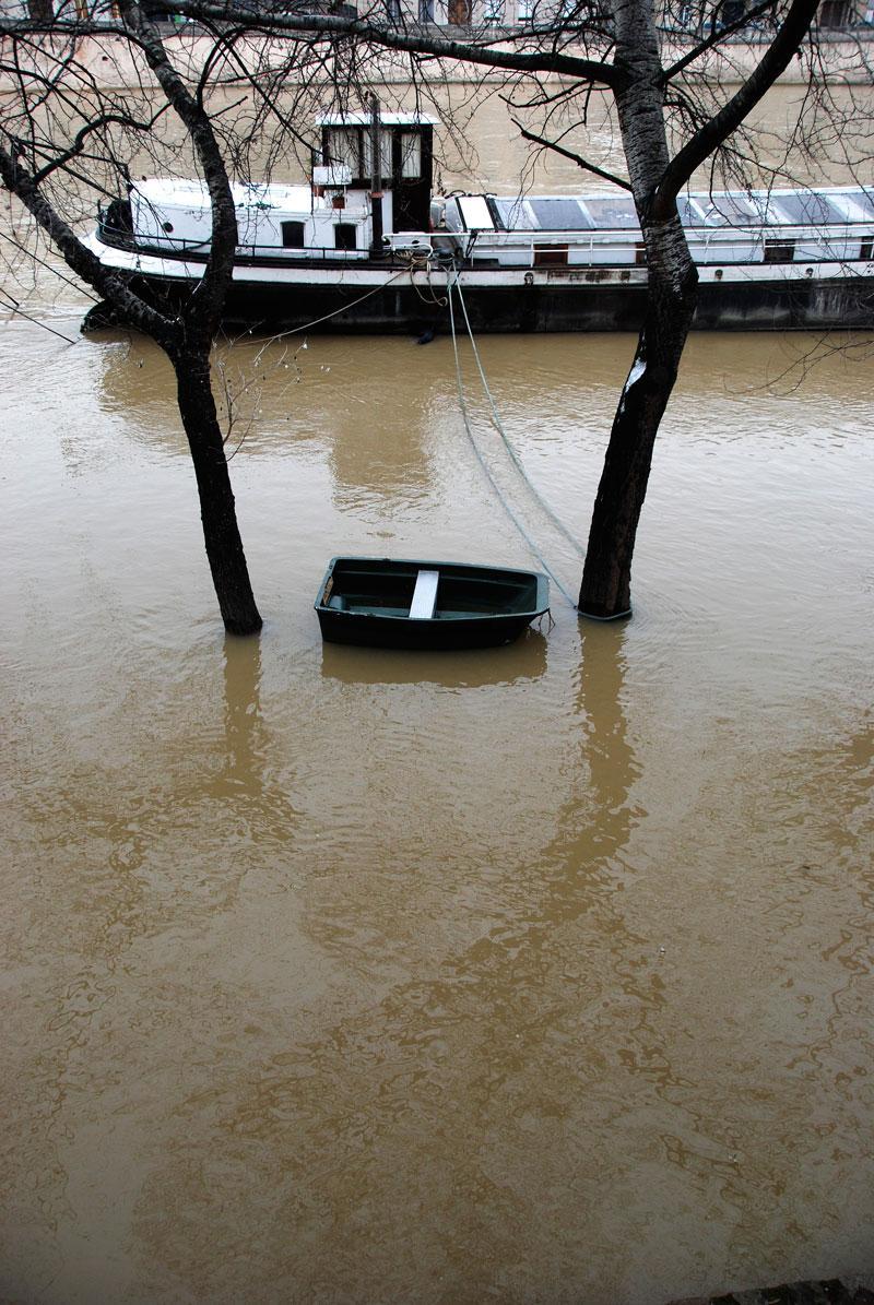 Στα 3.78 μέτρα η στάθμη του ποταμού