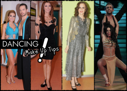 Make up tips από το Dancing with the Stars!