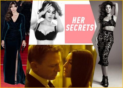 Η Monica Bellucci αποκαλύπτει το μυστικό της: `Φάε σωστά, κοιμήσου καλά και κάνε πολύ σεξ`