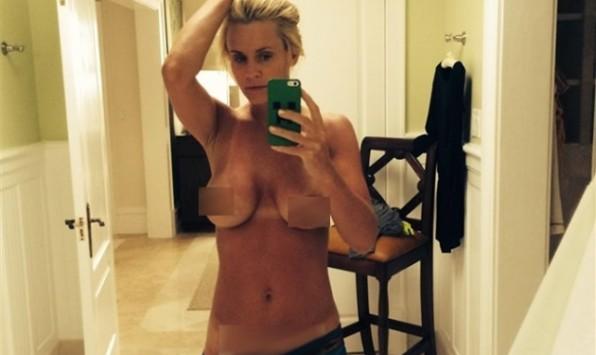 Σχεδόν πορνό οι φωτογραφίες της Jenny McCarthy που διέρρευσαν!