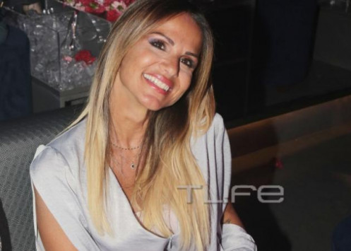 Σόφη Πασχάλη: Σέξι εμφάνιση σε βραδινή έξοδο, μετά την περιπέτεια υγείας! [pics]