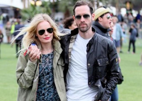 H Kate Bosworth με γαλότσες Hunter!