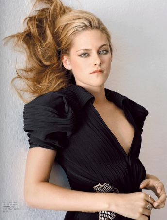 3. Kristen Stewart