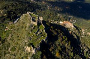 H καστροπολιτεία του Μυστρά – Ένα μέρος εκπληκτικής ομορφιάς