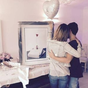 Σαντορίνη: Γάμος γεμάτος απρόοπτα – Νύφη και γαμπρός δεν παντρεύτηκαν την ημέρα που ήθελαν [pics]