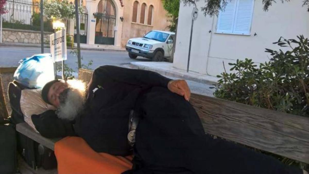 Αίγιο: Αυτός είναι ο αμφιλεγόμενος μοναχός που ζητάει να διοριστεί από τον Αμβρόσιο [pics]   Newsit.gr
