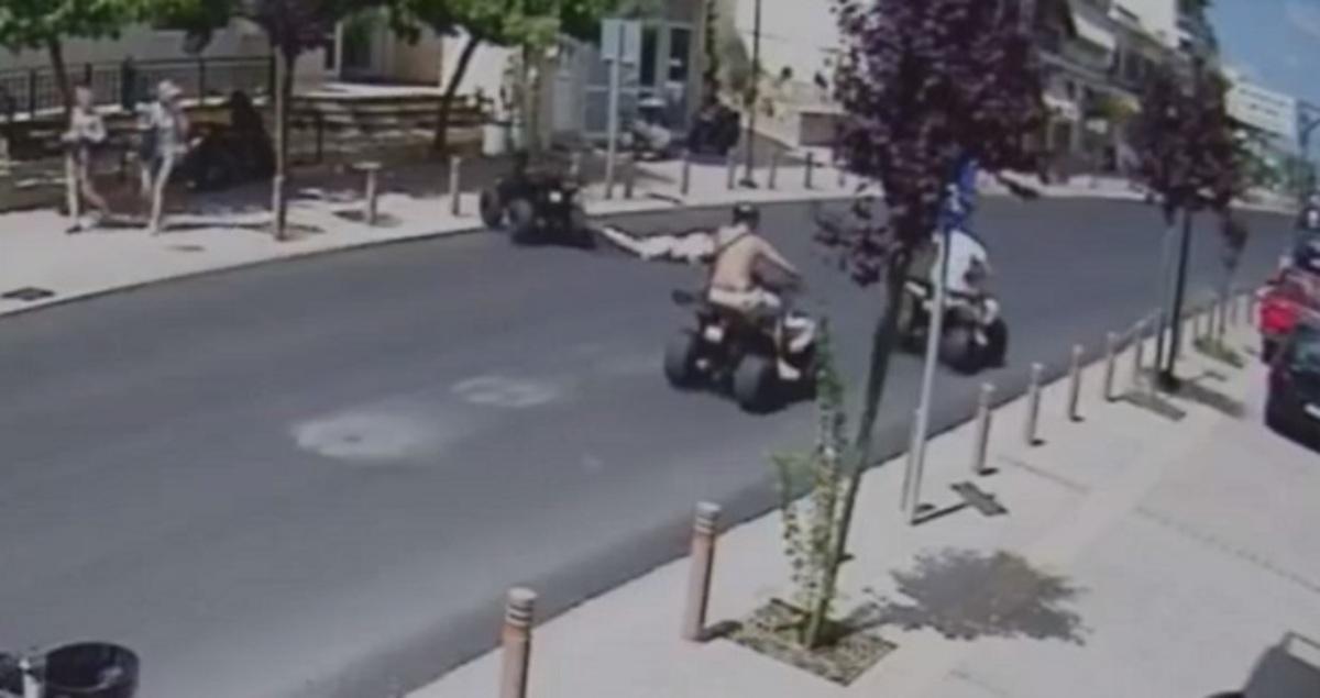 Ηράκλειο: Ακυβέρνητη »γουρούνα» στα Μάλια – Το βίντεο ντοκουμέντο του ατυχήματος [vid] | Newsit.gr