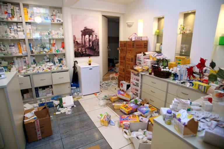 Θεσσαλονίκη: Κλοπές, διαρρήξεις και ληστείες σε φαρμακεία – Σκηνές και στοιχεία που προβληματίζουν! | Newsit.gr