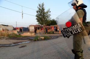 Θεσσαλονίκη: Έφοδος αστυνομικών σε καταυλισμό τσιγγάνων – Συλλήψεις και αποδείξεις ενοχής!
