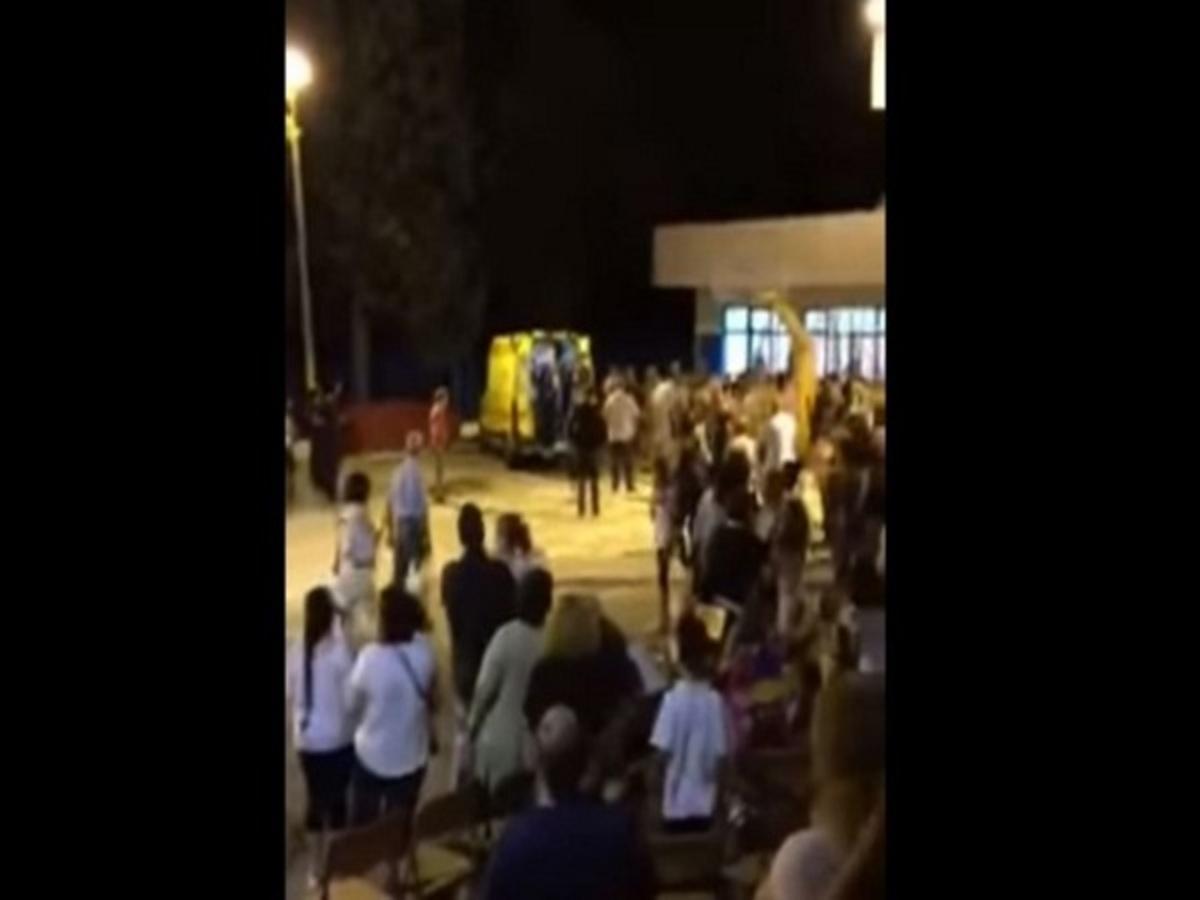 Μενίδι – Βίντεο ντοκουμένο: Τα πρώτα λεπτά μετά τον θανάσιμο τραυματισμό του Μάριου! | Newsit.gr